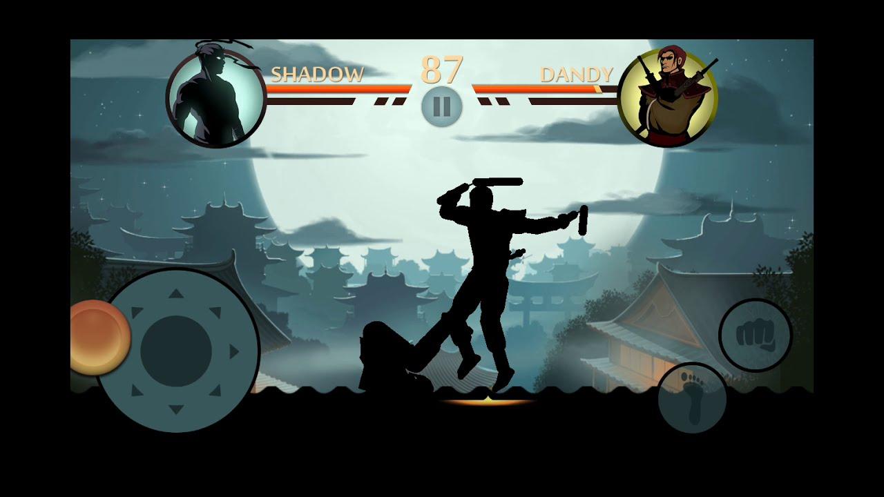 Shadow Fight 2 : Lynx - Last Bodyguard Fight HD ( Lone Beast Achievement ) картинки