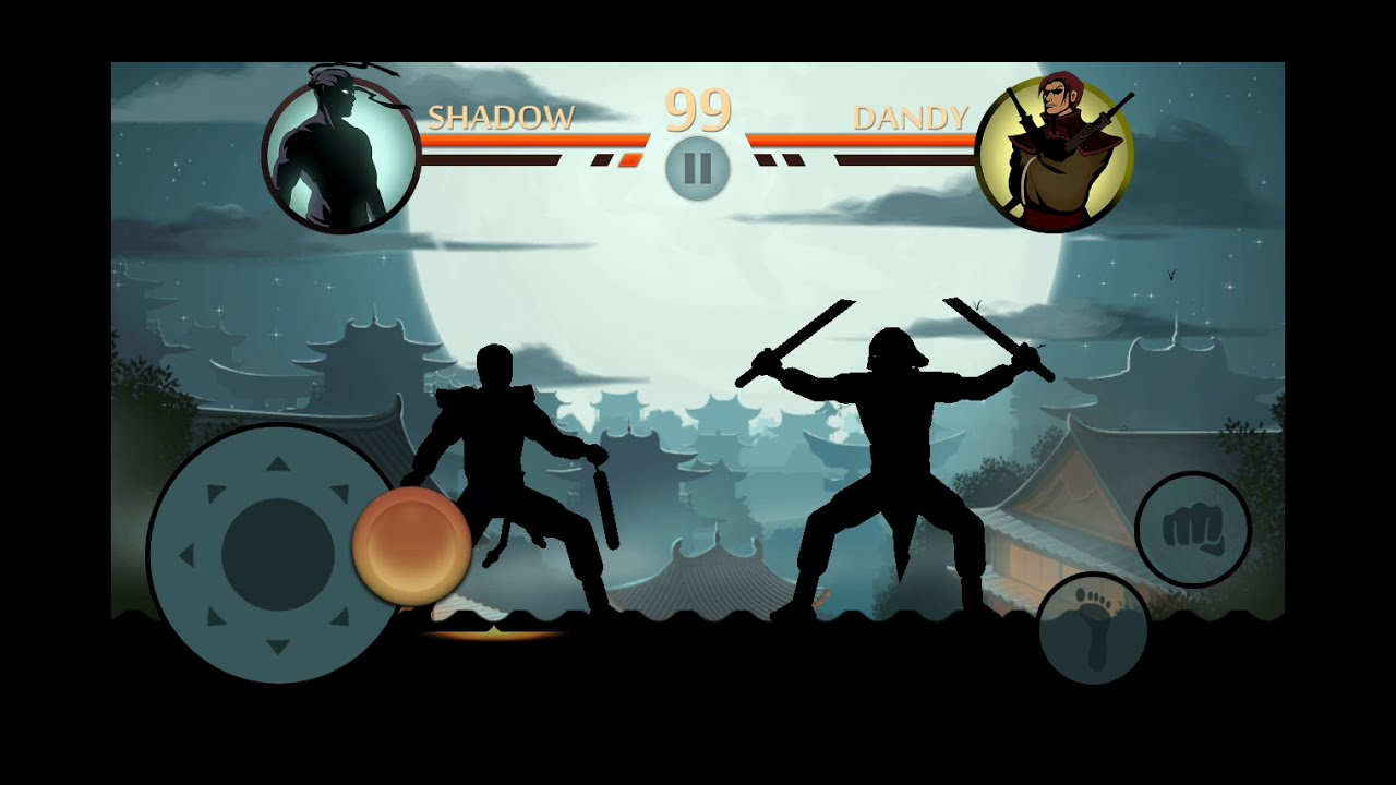 Shadow Fight 2 : Lynx - Last Bodyguard Fight HD ( Lone Beast Achievement ) фото