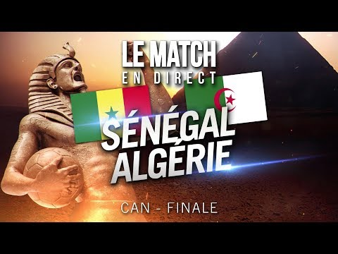 ⚽ Sénégal 0 - 1 Algérie, L'intégrale ! 🏆 🦊