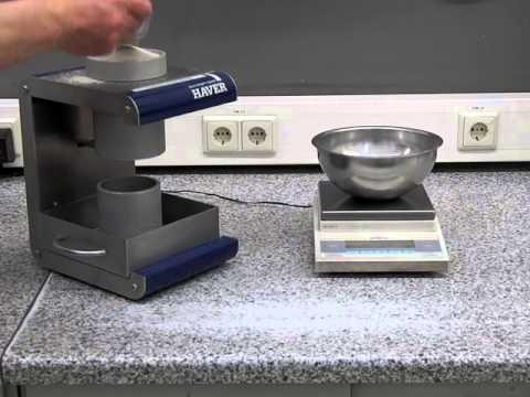 Bulk Density Tester