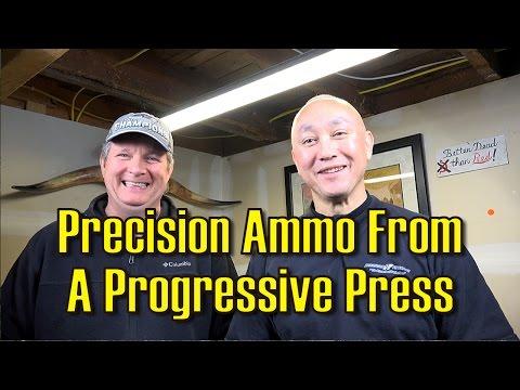 S3 - 06 - Precision Ammo From A Progressive Press