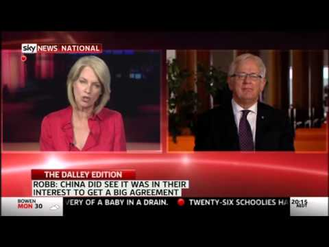 Andrew Robb - Interview with Helen Dalley - Sky News 24/11/14