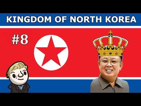 HoI4 - Modern Day - Kingdom Of North Korea - Part 8