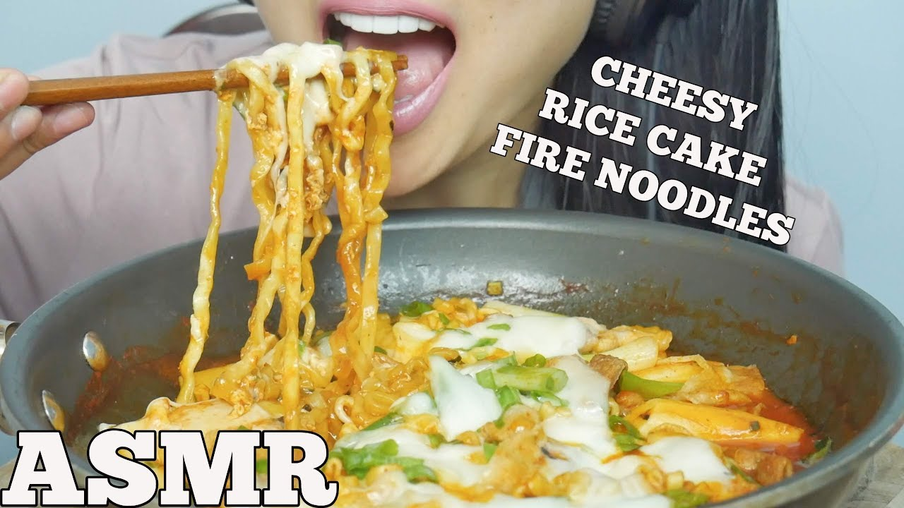 Asmr Cheesy Rice Cake Fire Noodle Stew Type Eating Sounds No Talking Sas Asmr Youtube Today i thought i make a cooking/recipe for you guys since there is a lot of you out there who. asmr cheesy rice cake fire noodle stew type eating sounds no talking sas asmr