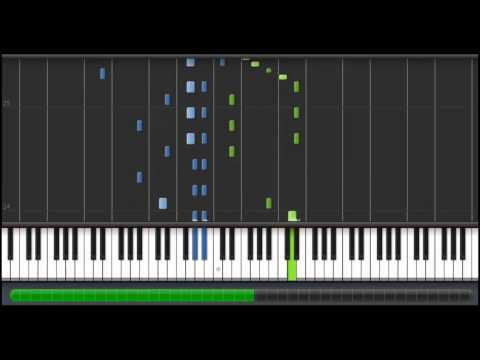 (How to Play) Yakety Sax (Benny Hill Theme) on Piano (50%)