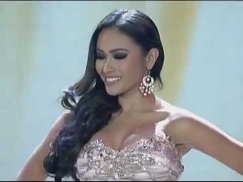 Binibining Pilipinas 2015 Evening Gown Competition (Candidates 1 17)
