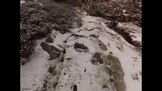 Vall de Rialp amb BTT, snowbiking!