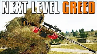 NEXT LEVEL GREED | PUBG
