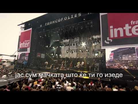 Zaz - Prends garde à ta langue (Macedonian) HD