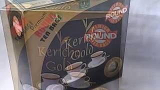 Kenya tea-Kericho Gold premium round tea bags-100 round tea bags