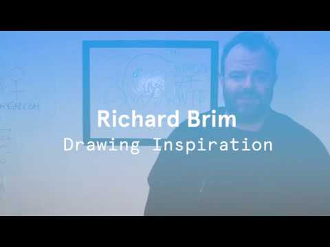 Richard Brim - Drawing Inspiration