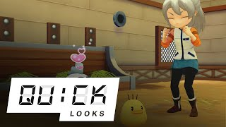 Story of Seasons: Pioneers of Olive Town: Quick Look (Video Game Video Review)