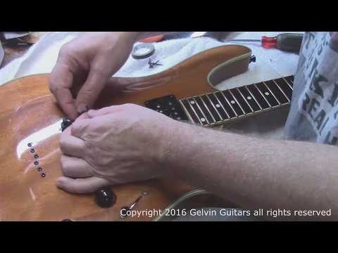 How To Do Perfect Guitar Setups By Professional Luthier