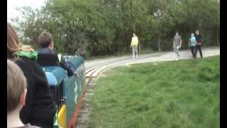 Wat Tyler Miniature Railway 2009