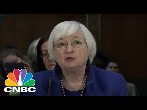 Janet Yellen: The US Economy Continues To Improve | CNBC