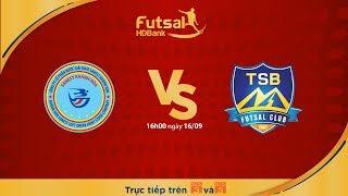 Futsal HDBank 2018: Sanatech Sanest Khánh Hoà - Thái Sơn Bắc