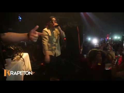Cosculluela live desde Whiskey North (Tampa, FL)