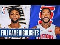 PELICANS at PISTONS   FULL GAME HIGHLIGHTS   January 13, 2020
