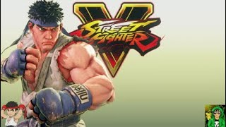 Street Fighter 5 Arcade Edition: SF5 Ryu Arcade