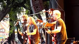 "Night Ranger - ""Sentimental Street"" - Live 07-09-2017 - Alameda County Fair - Pleasanton, CA"