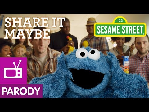 Sesame Street: Share It Maybe