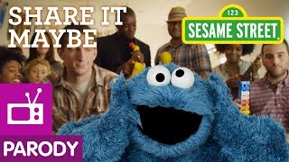 sesame street share it maybe