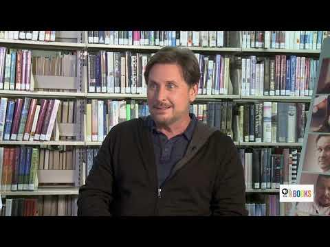 """The Public"" Full Interview With Emilio Estevez & Ryan Dowd   Miami Dade Public Library"