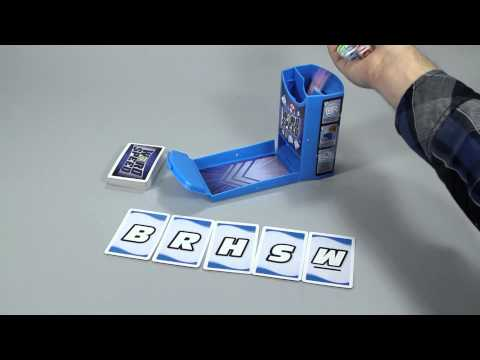 Ideal Word Speed Dice Slide Game 0X2914TL