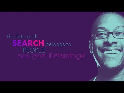 Wolfgang Essentials: The Future of Search Belongs to People: Are You Listening?