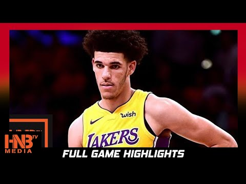 Toronto Raptors vs Los Angeles Lakers 1st Qtr Highlights / Week 2 / 2017 NBA Season