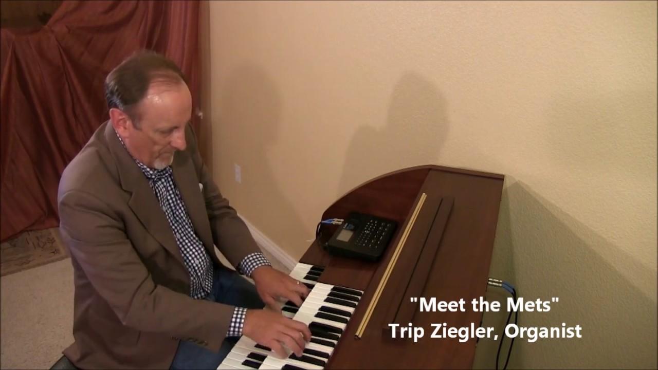 Trip ziegler plays meet the mets youtube trip ziegler plays meet the mets kristyandbryce Gallery