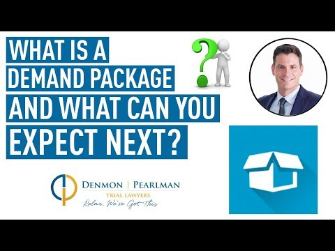 What is a Demand Package and What to Expect Next