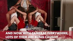 Cameras are making it harder to get away with having sex in public