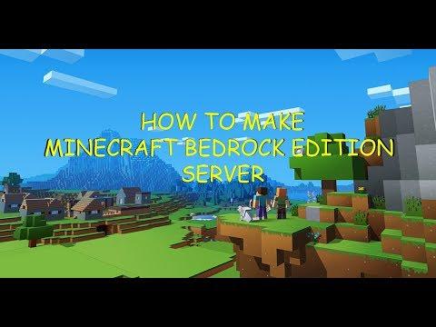 how-to-make-minecraft-bedrock-edition-server-on-ubuntu