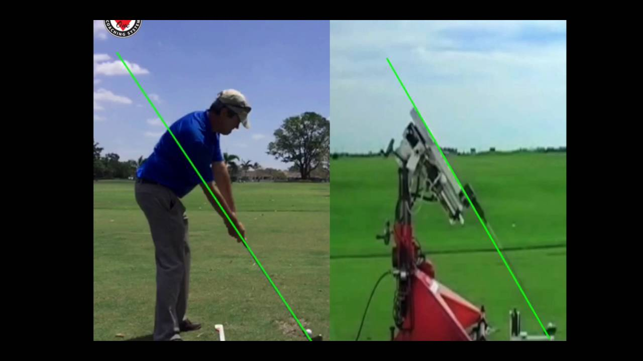 Learn The Minimalist Single Plane Golf Swing - Easiest ...