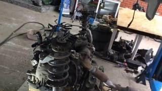 Ремонт двигателя BZB TSI turbo на Фольксваген Пассат B6 2008 года Volkswagen Passat B6  3часть(, 2016-11-07T04:56:54.000Z)