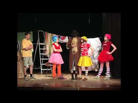 Спектакль «Все мальчишки дураки»