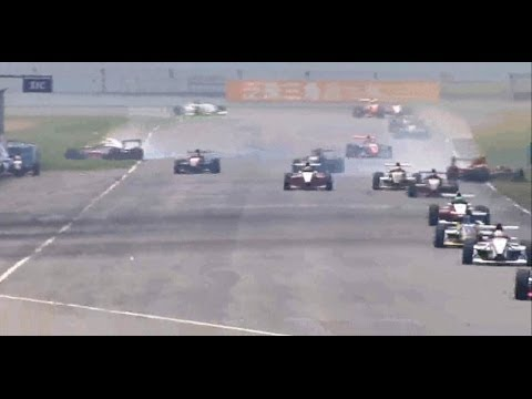 PS Racing Asia Formula Renault Round 7 - F1 style