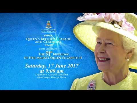 Her Majesty the Queens 91st Birthday Celebration