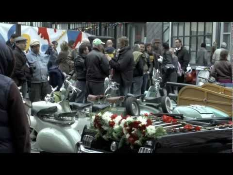 CLIP - Virée Scooters vintage dans le faubourg