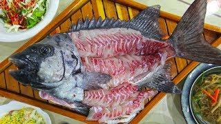 겨울엔 어떤 생선회가 맛있을까요? 추천하겠습니다.