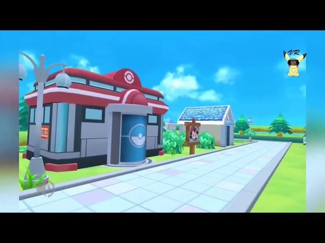 Pokémon VR - Game Trailer