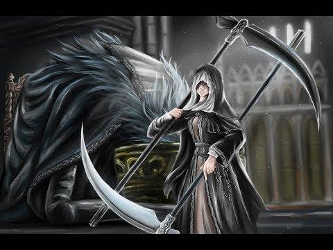 Dark Souls 3 - Sister Friede & Father Ariandel vs Artorias - NO DAMAGE (NG+7)