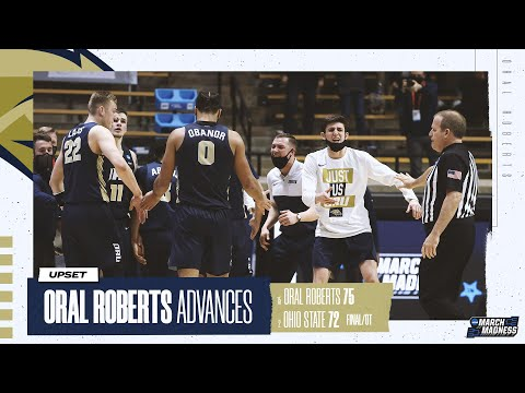 Oral Roberts vs. Ohio State - First Round NCAA tournament extended highlights
