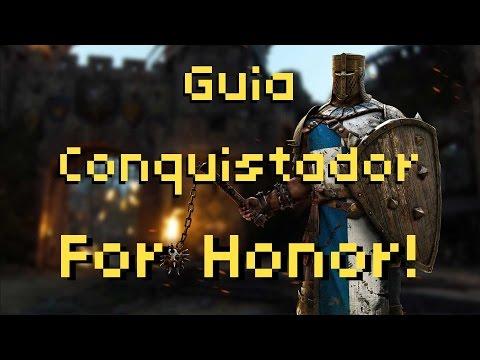 Guia Rapida Conquistador! For Honor! Beta Gameplay