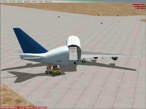 Boeing 747-400 Dreamlifter