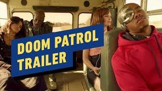 Doom Patrol Trailer - DC Universe
