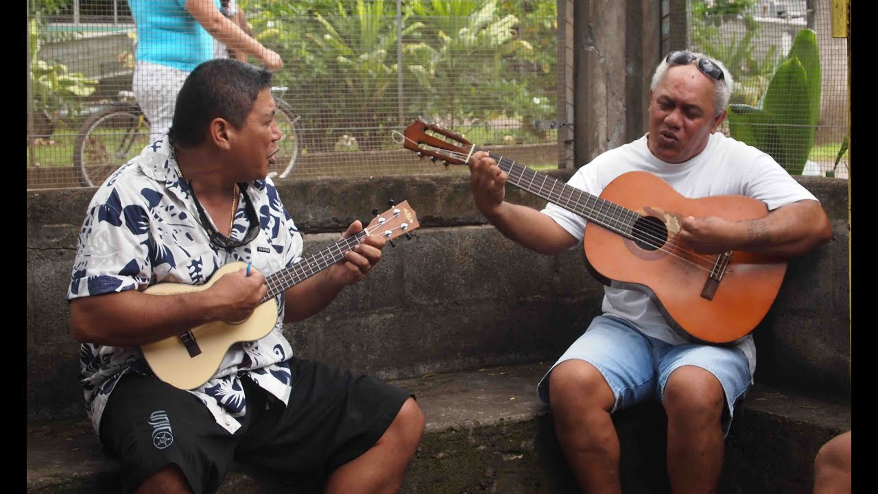 Fatu Hiva in the Marquesas, French Polynesia. Images with local music by Tiri and Pierre