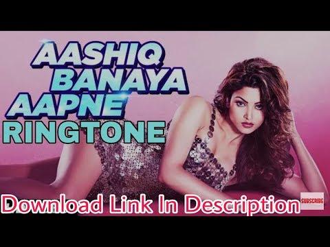 Aashiq Banaya Aapne Ringtone | DOWNLOAD LINK IN DESCRIPTION | Neha Kakkar | Hate Story IV |