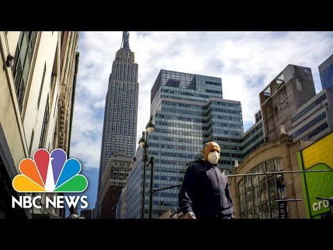 Coronavirus: Number of Americans Testing Positive Skyrockets | NBC Nightly News